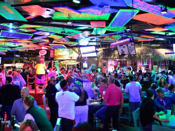 Discoteca Señor Frogs en Cancún