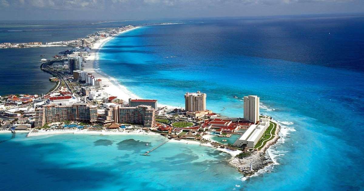 Playas en Cancún