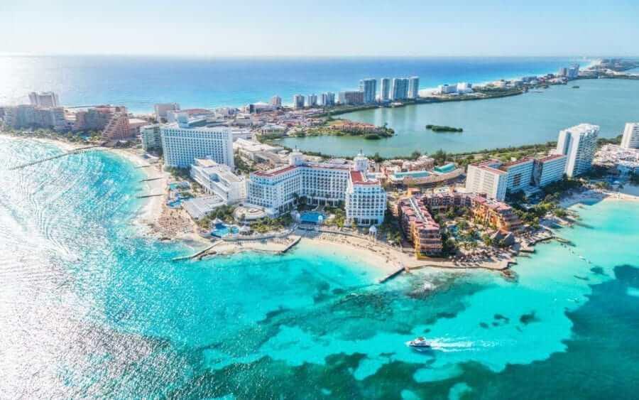 Dónde quedarse en Cancún