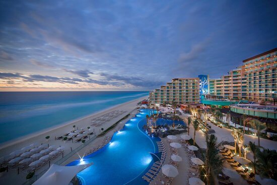 Hard Rock Hotel en Cancún