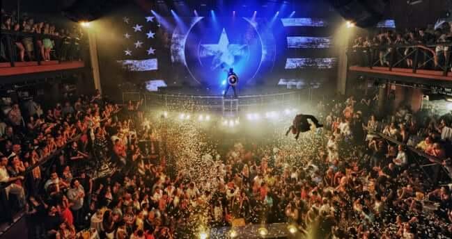 Mejores discotecas de Cancún