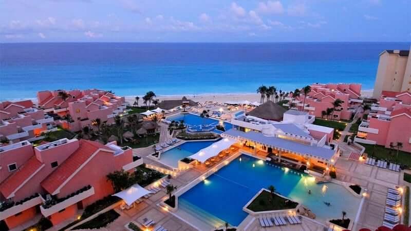 Sugerencias de hoteles en la Zona Hotelera en Cancún