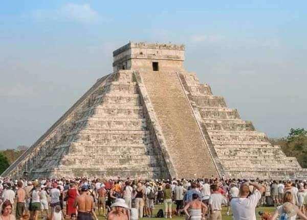 Chichen-Itzá en Cancún