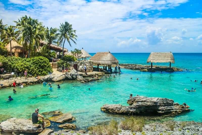 Xcaret Park en Cancún