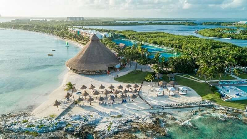 Itinerario de 3 días en Cancún