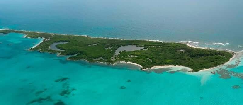 Vista da la Isla
