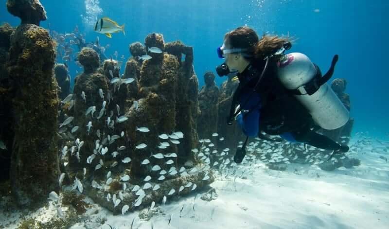 Consejos sobre el Museo Subacuático de Arte en Cancún