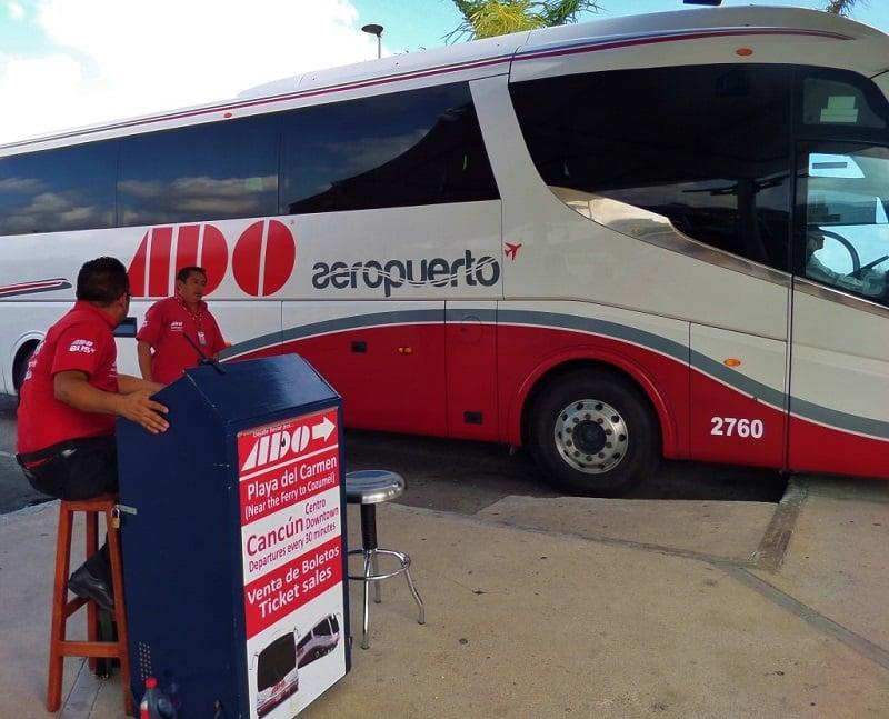 Transportes y accesibilidad para discapacitados en Cancún