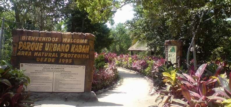 Urbano Kabah Park en Cancún