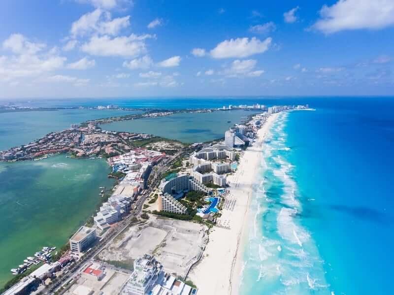 Seguro de Viaje Internacional a Cancún y México