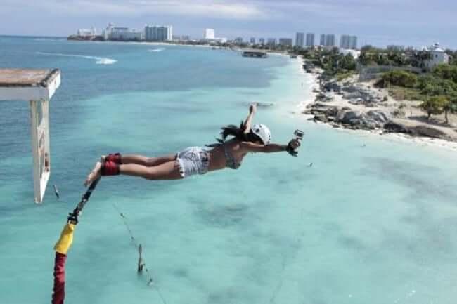 Actividades en la Playa Tortugas en Cancún