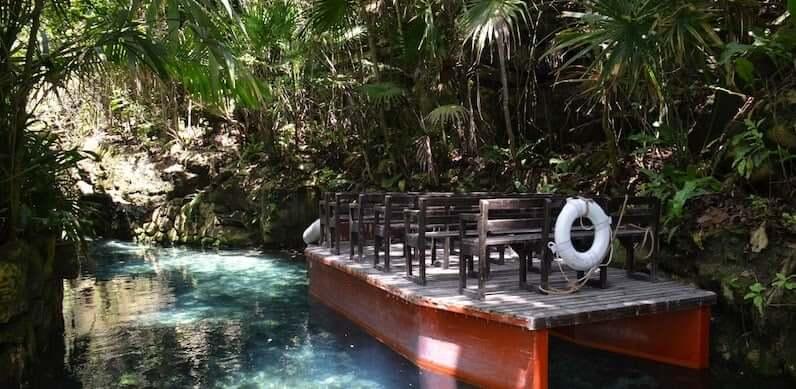 Información sobre el Parque Xcaret en Cancún