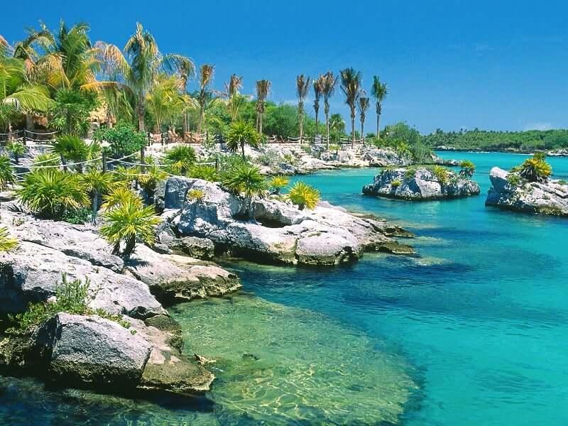 Parque Xel-Há en Cancún