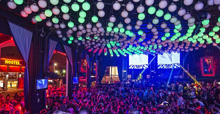 Discoteca Coco Bongo en Año Nuevo en Cancún