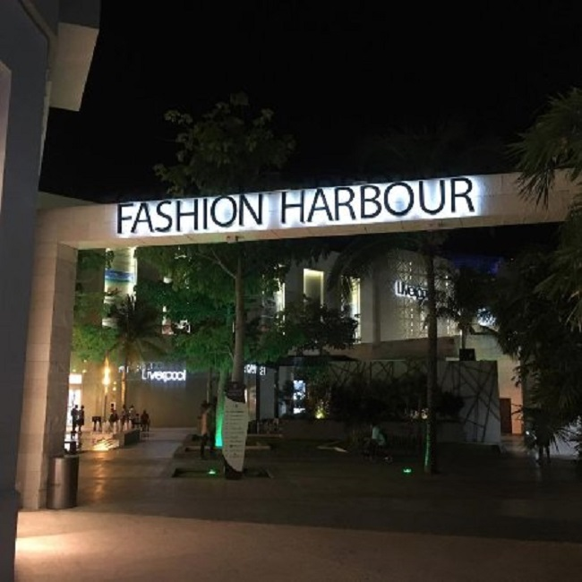 Shopping Fashion Harbour en Cancún