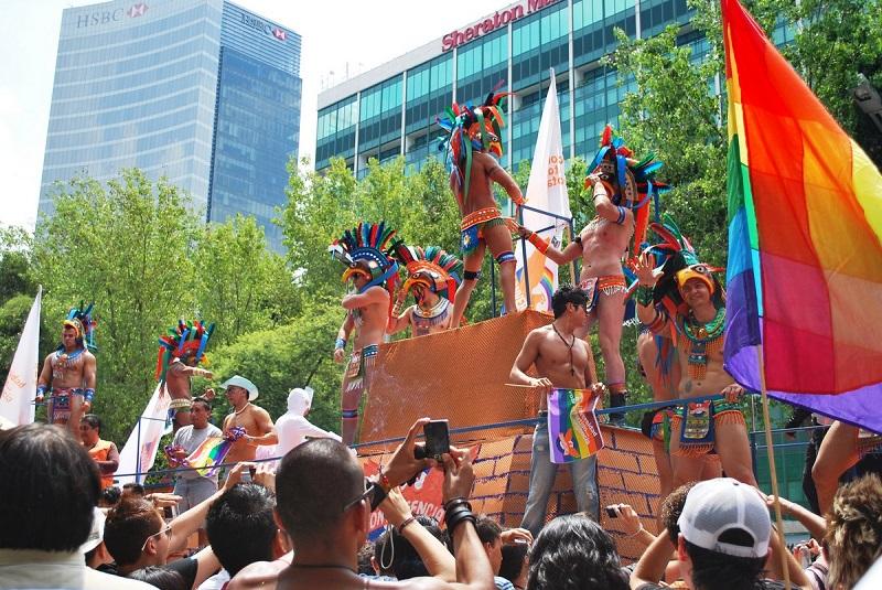 Lugares gays y LGBT en Cancún