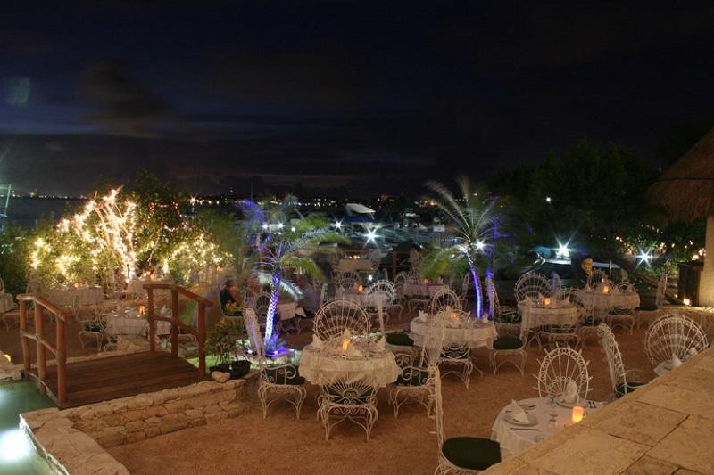Restaurantes para pasar la Navidad en Cancún