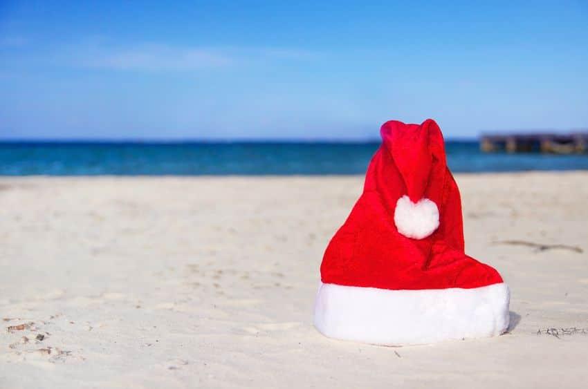 Playas para pasar la Navidad en Cancún