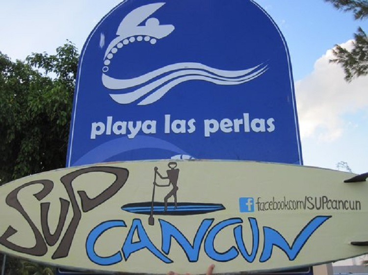 Playa pública Playa Las Perlas en Cancún