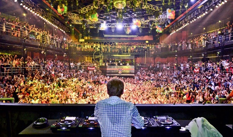 Discoteca The City Nightclub en Cancún