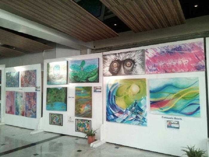 Galería Balance Cancún: Obras y artistas